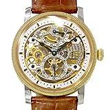 オリエントスター ロイヤル ORIENT STAR 手巻き WZ0031FQ メンズ 腕時計 フルスケルトン パワーリザーブ ウォッチ 【中古】 90043552 [並行輸入品]
