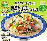 【6食具材付】リンガーハット 野菜たっぷりちゃんぽん 6食(冷凍)