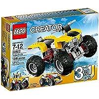 レゴ (LEGO) クリエイター?ターボクアッド 31022
