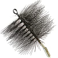 Rutland Products 8in. Round Chimney Cleaning Brush 16408