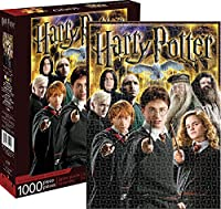 Aquarius Harry Potter Collage 1,000 Piece Jigsaw Puzzle