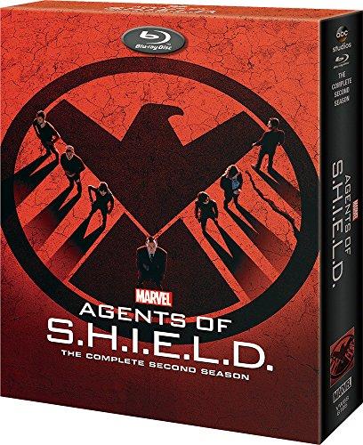 エージェント・オブ・シールド シーズン2 COMPLETE BOX [Blu-ray]の詳細を見る