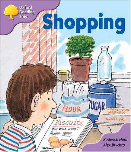 Oxford Reading Tree: Stage 1+: More Pattened Stories: Shopping: Pack Aの詳細を見る