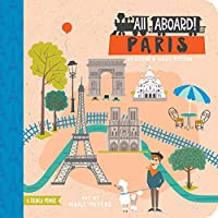 All Aboard Paris (All Aboard Boardbooks!)