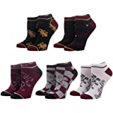 Harry Potter Ankle Socks - 5-Pack