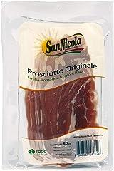 San Nicola Prosciutto Ham, 80g - Chilled