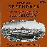 ベートーヴェン:ピアノ・ソナタ29番Op.106