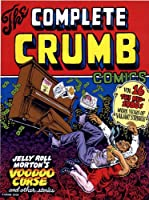 The Complete Crumb: The Mid-1980s More Years of Valiant Struggle (Complete Crumb Comics)