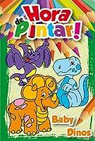 Baby Dinos - Coleção Hora de Pintar