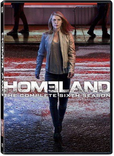 Homeland: Season 6/ [DVD] [Import]