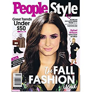 People Style Watch [US] September 2017 (単号)