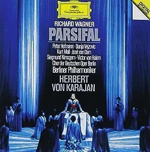 ワーグナー:舞台神聖祭典劇「パルジファル」抜粋                                                                                                                                                                                                                                                                CD                                                                                                                                     曲目リスト