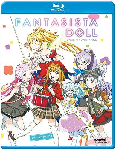 ファンタジスタドール:コンプリートコレクション 北米版 /Fantasista Doll: Complete Collection [Blu-ray][Import]