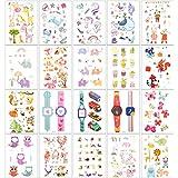Zooawa Kids Cartoon Stickers Dinosaur Tattoo Stickers