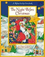 The Night Before Christmas (Rebus Sticker Storybooks)