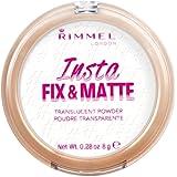 Rimmel London Insta Fix and Matte Powder