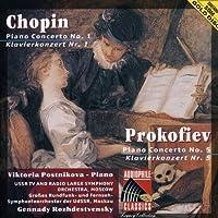 Chopin: Pno Cto No 1 / Prokofiev: Pno Cto No 5