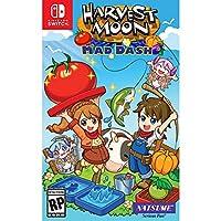 Harvest Moon: Mad Dash (輸入版:北米) - PS4