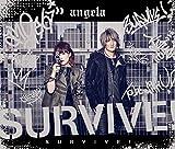 angelaの27thシングル「SURVIVE!」MV。「K SEVEN STORIES」OP曲