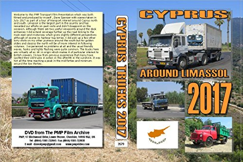 3579. Cyprus. Trucks. July 2017. Mainly taken in and around Limassol and the dock approach roads in very hot sunny weather, lots of ex UK machines there