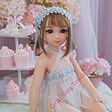 【正規品●邮送料込み】G-Aisling 65CM リアルサイズセックス人形、ミニセックス人形、日本の愛の人形、セックスのための人工少女、シリコーン愛人形小さな胸、セックスのためのシリコーンベビードール (ばくにゅう)