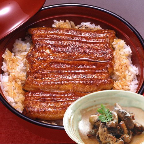 父の日 うなぎ ギフト 国産うなぎ串蒲焼と肝焼きセット