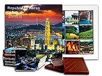 DA CHOCOLATE キャンディスーベニア 韓国 チョコレートギフトセット 13x13cm 1箱 (夜)