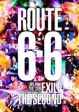 "EXILE THE SECOND LIVE TOUR 2017-2018 ""ROUTE 6・6""(DVD2枚組)(通常盤)"