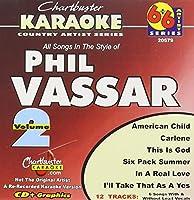 Karaoke: Phil Vassar