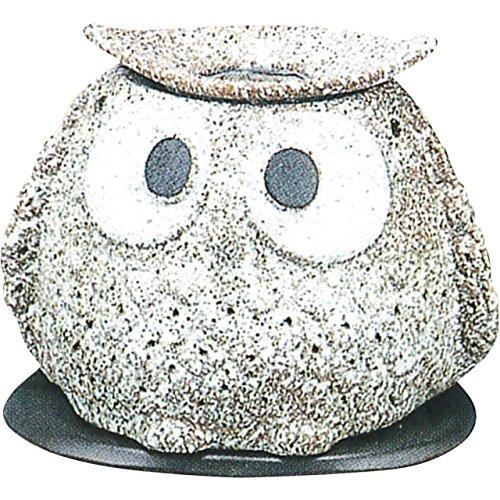茶香炉 : 常滑焼 山房窯 電気式茶香炉(陶板付・電気100v40w使用)・エ38-16