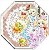 きんいろモザイク Pretty Days アリス & カレン 折ITAGASA 描き下ろし 55cm