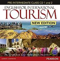 English for International Tourism (2E) Pre-Intermediate Class CD (English for Tourism)