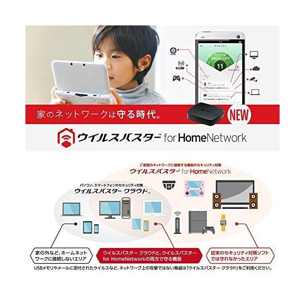 ウイルスバスター for HomeNetwork...の商品画像