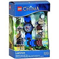 LEGO Legends of Chima Lennox Buildable Watch with Mini Figure 9000393 by LEGO [並行輸入品]