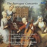 Baroque Concerto in England: W