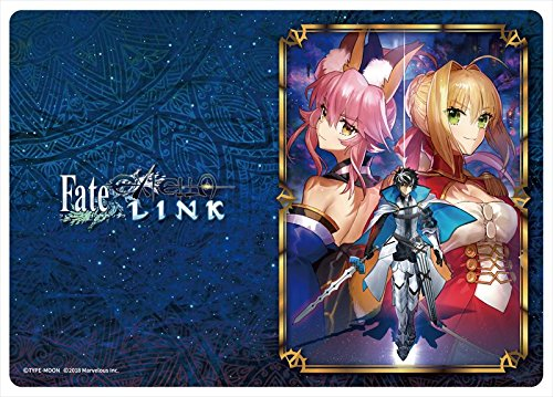 Fate/EXTELLA LINK A3クリアデスクマット 1 297mm×420mm