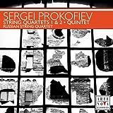 Prokofiev: String Quartets 1 & 2; Quintet
