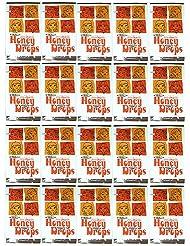 ハニードロップス(Honey Drops) 20ml 使い捨て潤滑ローション D柄 × 20個入