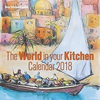 World in your Kitchen Calendar 2018