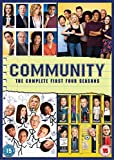 Community - Season 1-4 [DVD] [Import]