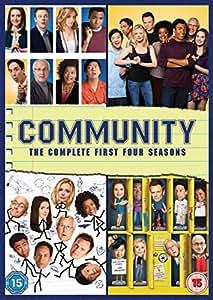 Community - Season 1-4 [DVD] [Import]