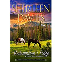 Redemption's Edge (Redemption Mountain Historical Western Romance Book 1)