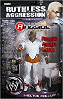 WWE Wrestling Ruthless Aggression Series 34 Action Figure Shelton Benjamin