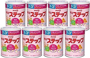 【ケース販売】明治ステップ 6400g