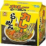 マルちゃん カレーらーめん 5食パック×6個