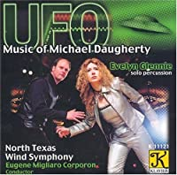 UFO: Music of Michael Daugherty by MICHAEL DAUGHERTY (2001-11-06)