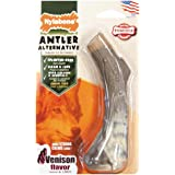 Nylabone NAN103P Power Antler Alternative Venison Chew Toy, White