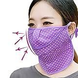 img_Smato フェイスカバー 日焼け防止 フェイス ガード 紫外線カット UVカットマスク 冷感 ネッ