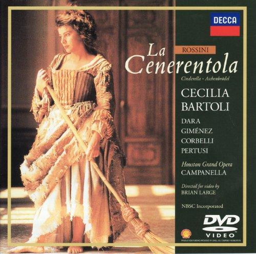 ロッシーニ:歌劇《シンデレラ》 [DVD]