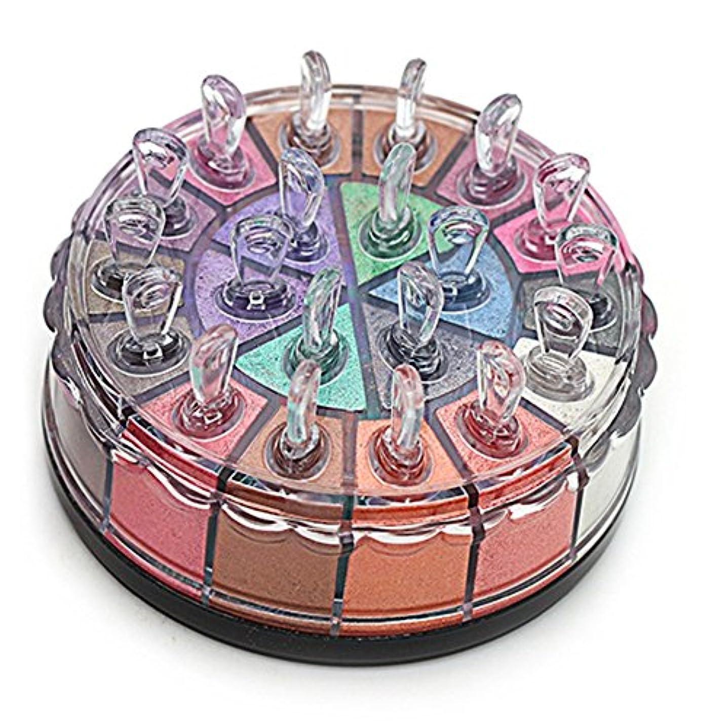 に付ける玉イソギンチャクアイシャドー アイシャドウパ おしゃれ 光沢 20色 アイシャドウ キラキラ 欧米風 ハイライト シェーディング パーティー コスプレ 日常 (タイプーB)